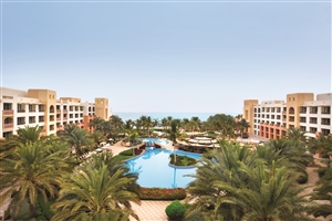 Al Waha, at Shangri-La's Barr al Jissah Resort & Spa
