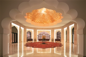 Al Bandar, at Shangri-La's Barr al Jissah Resort & Spa