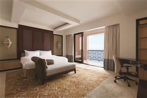 Al Husn, at Shangri-La's Barr al Jissah Resort & Spa