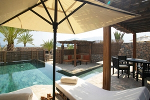 Spa Pool Villas
