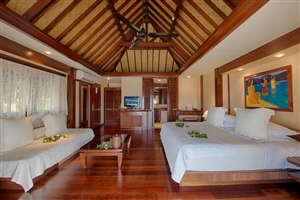 Manava Beach Resort and Spa