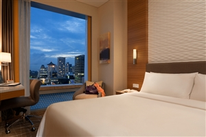 Superior City View Room