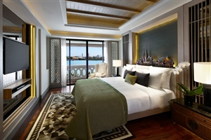 Two Bedroom Chao Phraya River Suite