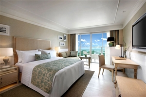 Deluxe Ocean Facing View Room