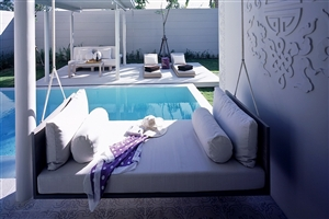 One Bedroom Duplex Pool Villa Suite