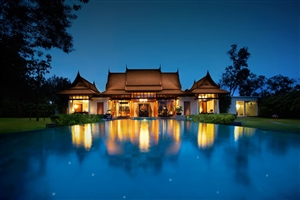 Banyan Tree Double Pool Villas