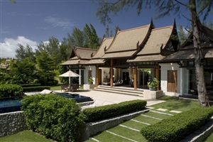 Two Bedroom Double Pool Villa