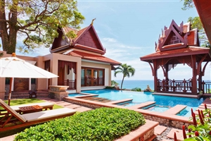 Two Bedroom Diamond Pool Villa