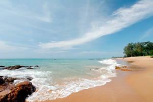The Sands by Katathani Khao Lak