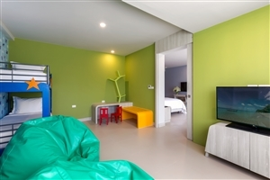 Kids Suite Beach Wing
