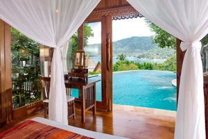 Santhiya Seaview Pool Villa Suite