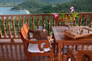 Santhiya Royal Grand Pool Villa Suite