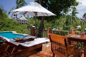 Santhiya Seaview Pool Villa Suite Plus
