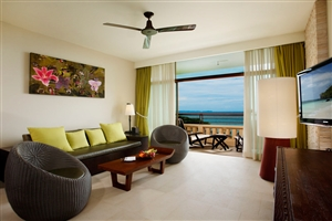 Deluxe Family Ocean View Room