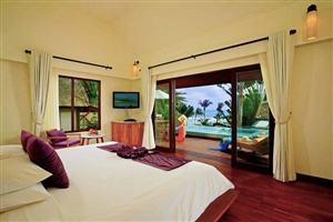 Deluxe Pool Villa Ocean View