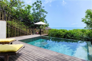 Oceanview Pool Villa