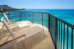 Tower Ocean Suite – Diamond Head