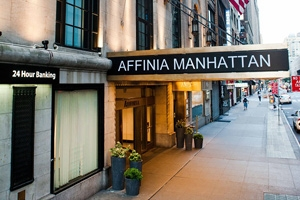 The Stewart Hotel (formerly Manhattan NYC, An Affinia Hotel)