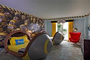 Despicable Me Kids' Suite