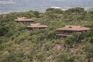 Kariega Game Reserve: Main Lodge