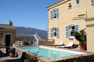 Auberge Burgundy, Hermanus