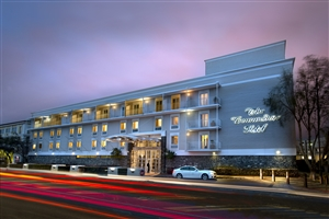 The Commodore Hotel, V&A Waterfront