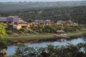 Pumba Private Game Reserve: Water Lodge