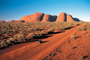 9 Day Uluru to Darwin Rail Break