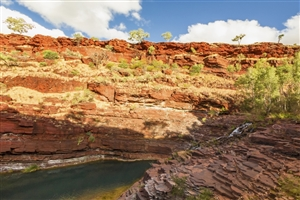 Karijini National Park - click to expand