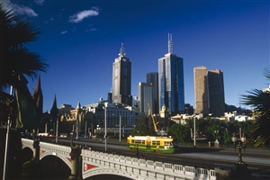 Melbourne - click to expand