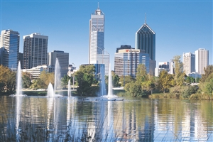 Perth - click to expand