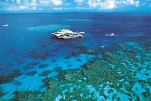 Great Barrier Reef - click to expand