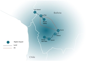 10 Day Spirit of Bolivia - click to expand