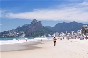 Corcovado Beach - click to expand