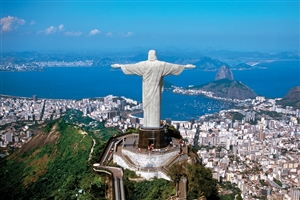 Statue of Christ the Redeemer - click to expand