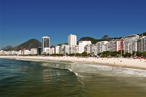 Copacabana Beach - click to expand