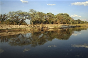 Okavango River - click to expand