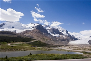 Icefields Parkway - click to expand
