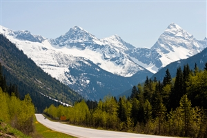 Rogers Pass - click to expand