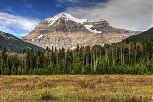 Mount Robson - click to expand