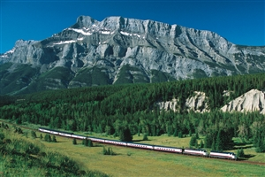 8 Day Western Rail Adventure