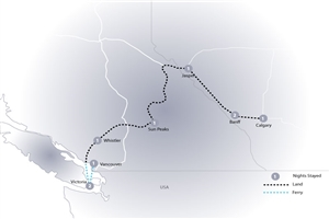 10 Day Rockies Trail - click to expand