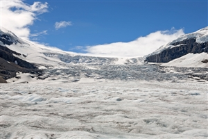Athabasca Glacier - click to expand