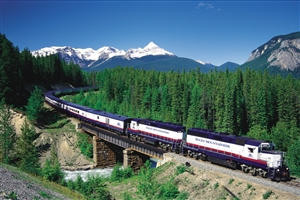 Rocky Mountaineer - click to expand