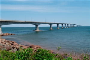 Confederation Bridge - click to expand
