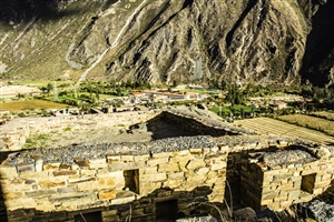 Inca Fortress - click to expand