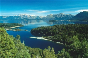 Bariloche Lake - click to expand