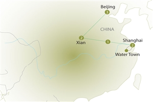 11 Day Essential China - click to expand