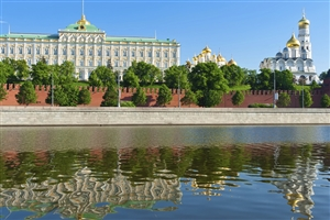 Moscow Kremlin - click to expand