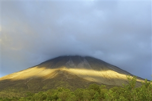 Volcán Arenal - click to expand